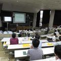 田中宏明氏による下水再生水の農業利用に関する講演