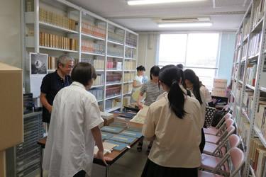 研究室・資料室めぐり(さまざまな学問分野を合計20室開放)