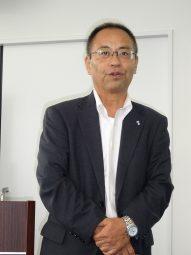 山本浅幸氏の写真です