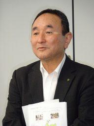 遠藤敏朗氏の写真です