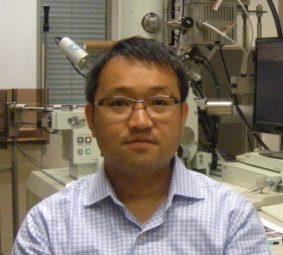 水口准教授の写真です